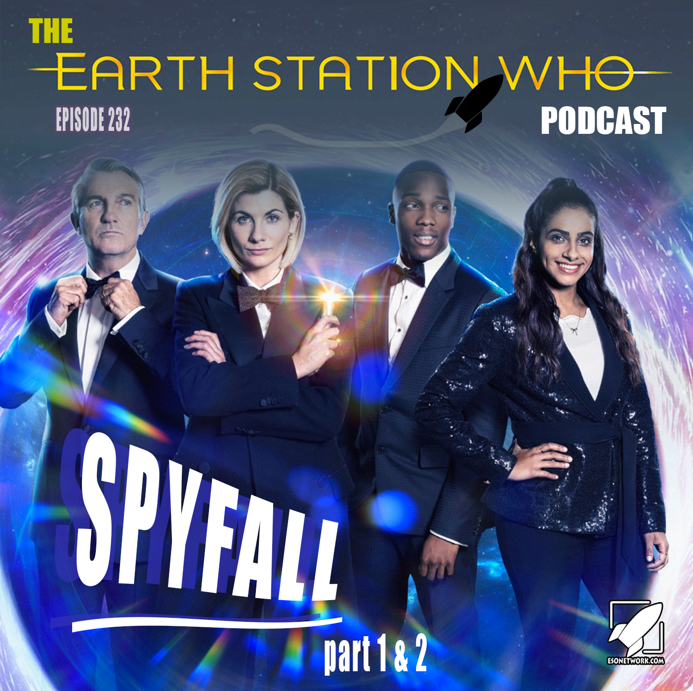 Earth Station Who Ep 232
