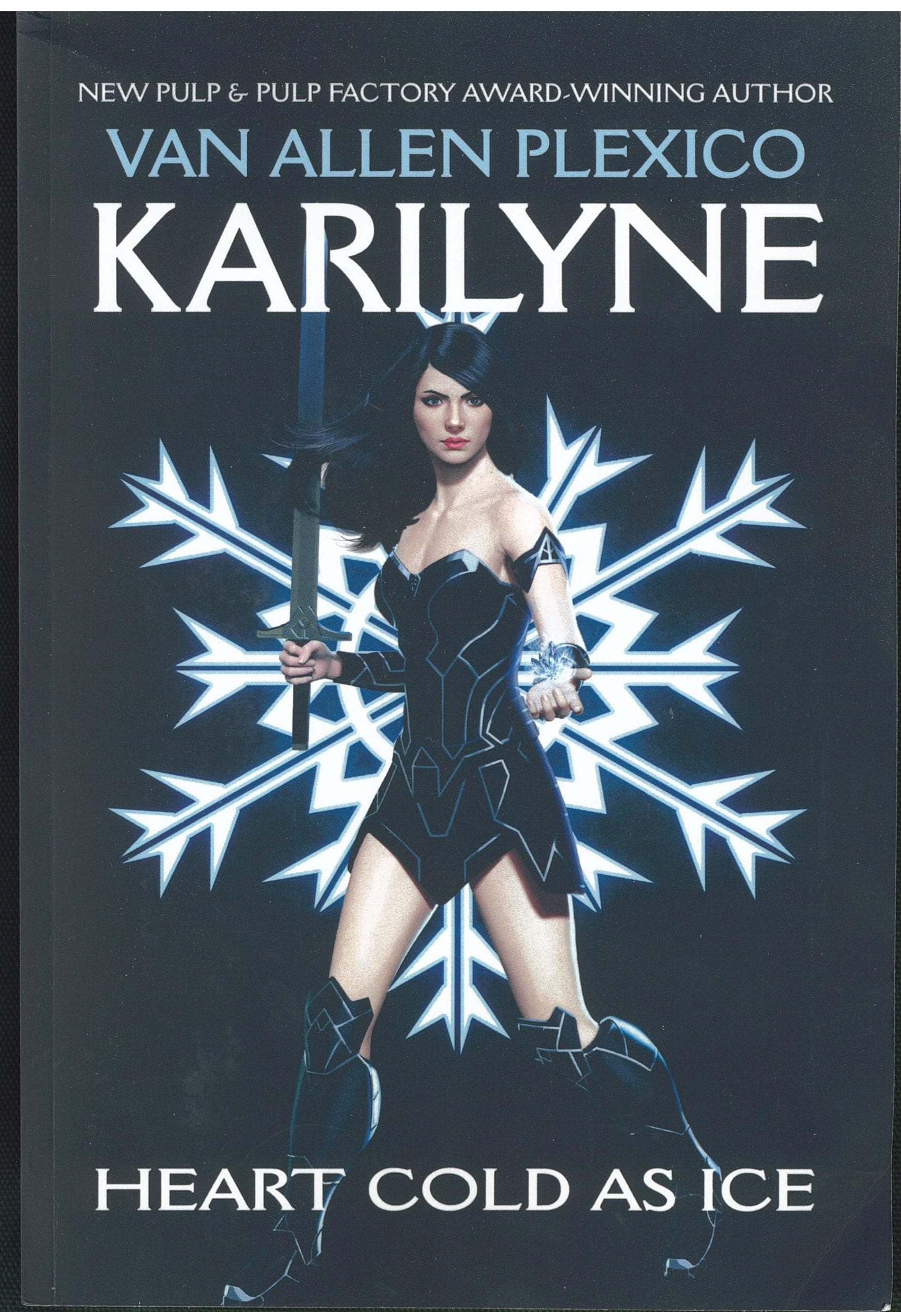Kariyne Book Review By Ron Fortier