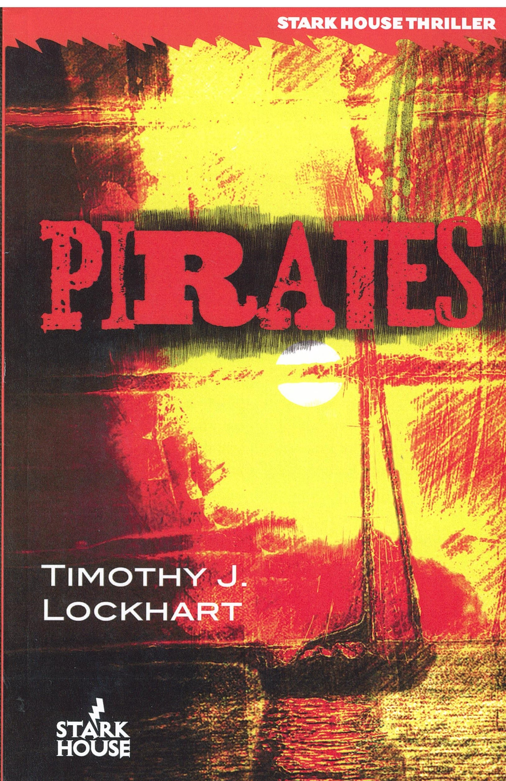 Pirates Book Review By Ron Fortier