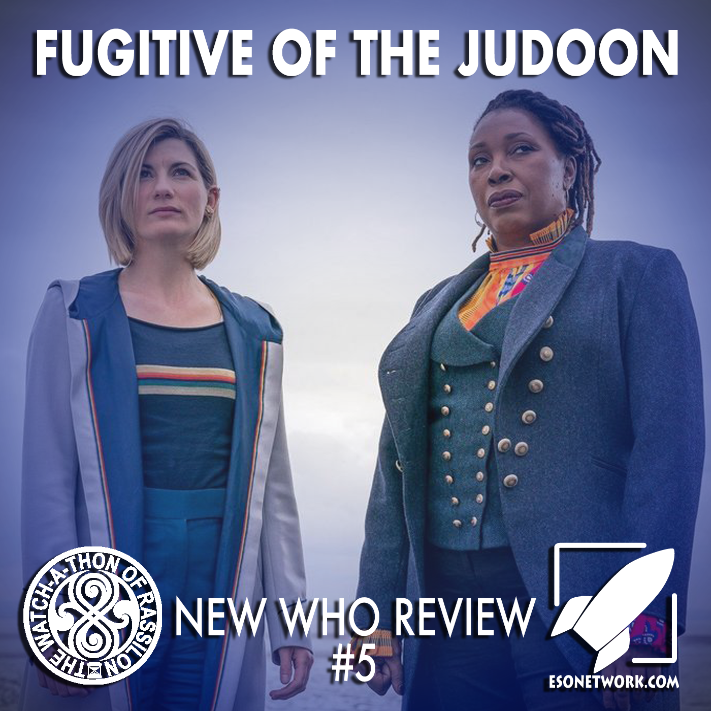 The Watch-A-Thon of Rassilon New Who Review #5