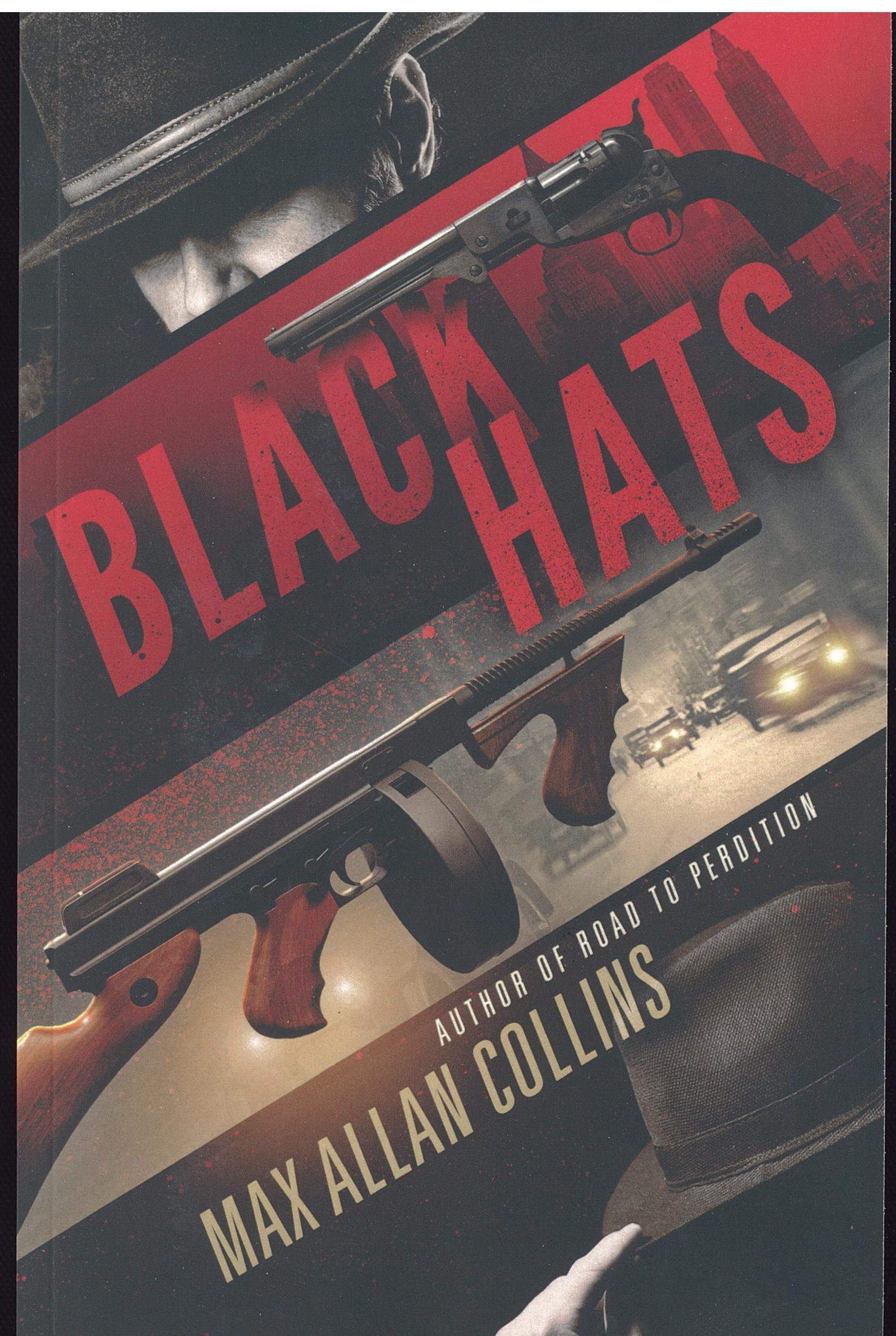 Black Hat Book Review By Ron Fortier