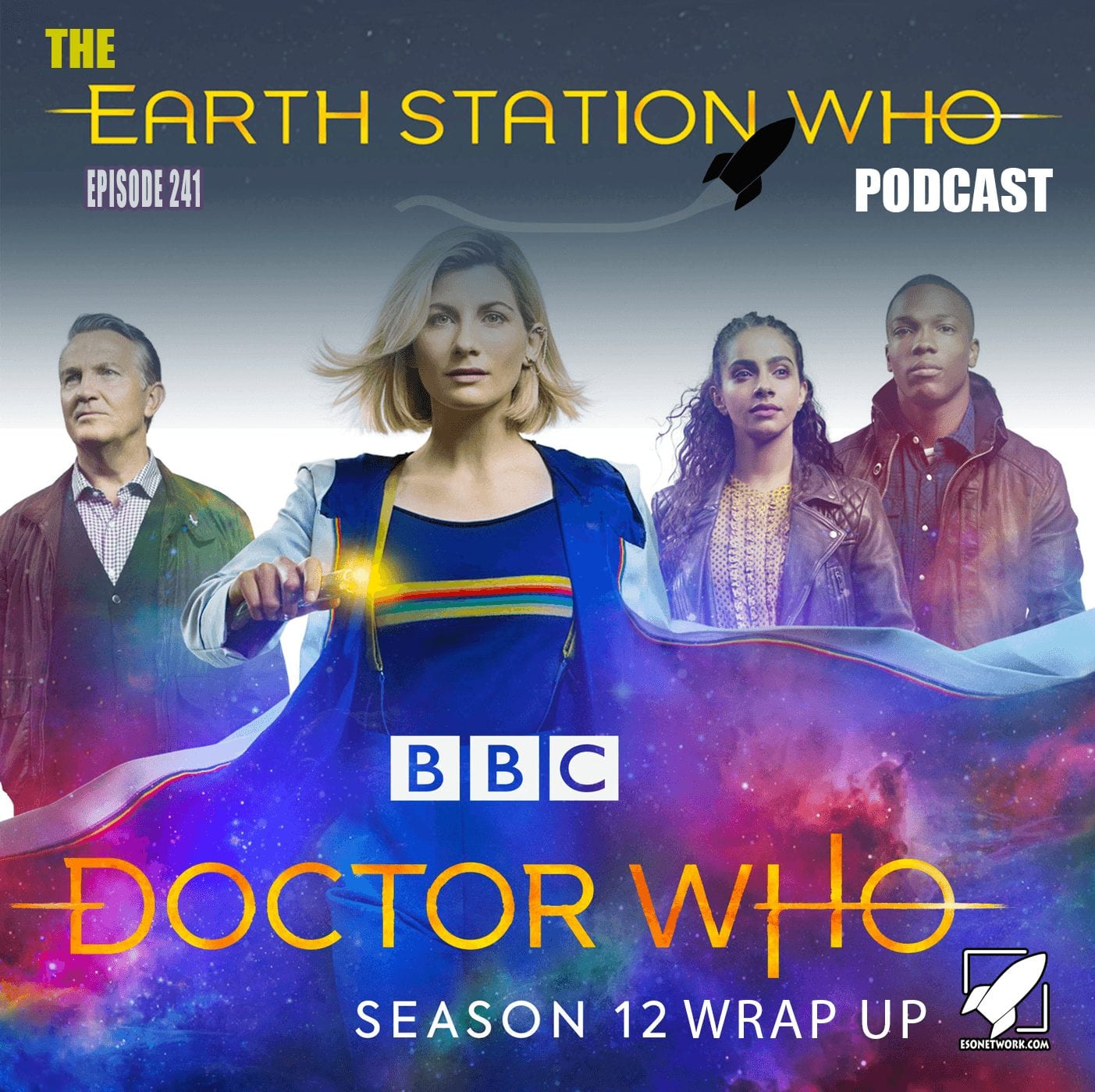 Earth Station Who Ep 241