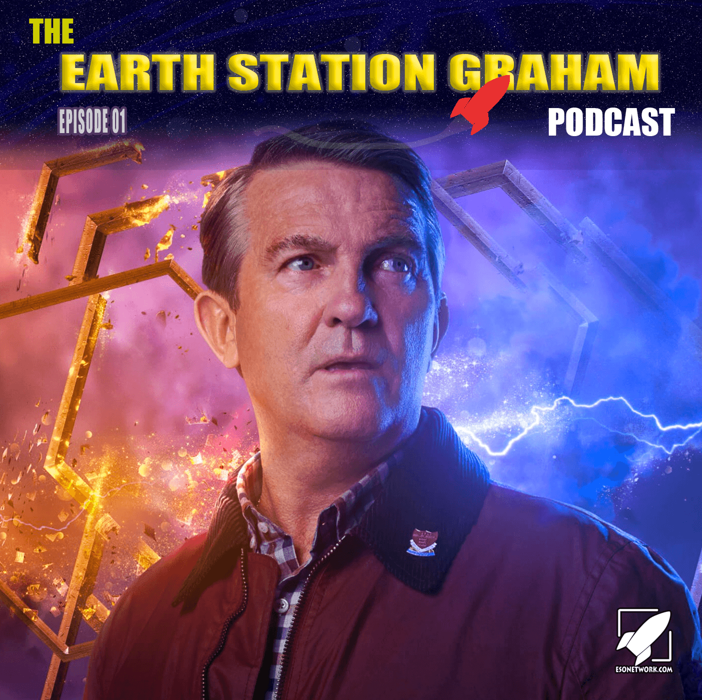 Earth Station Graham Ep 1