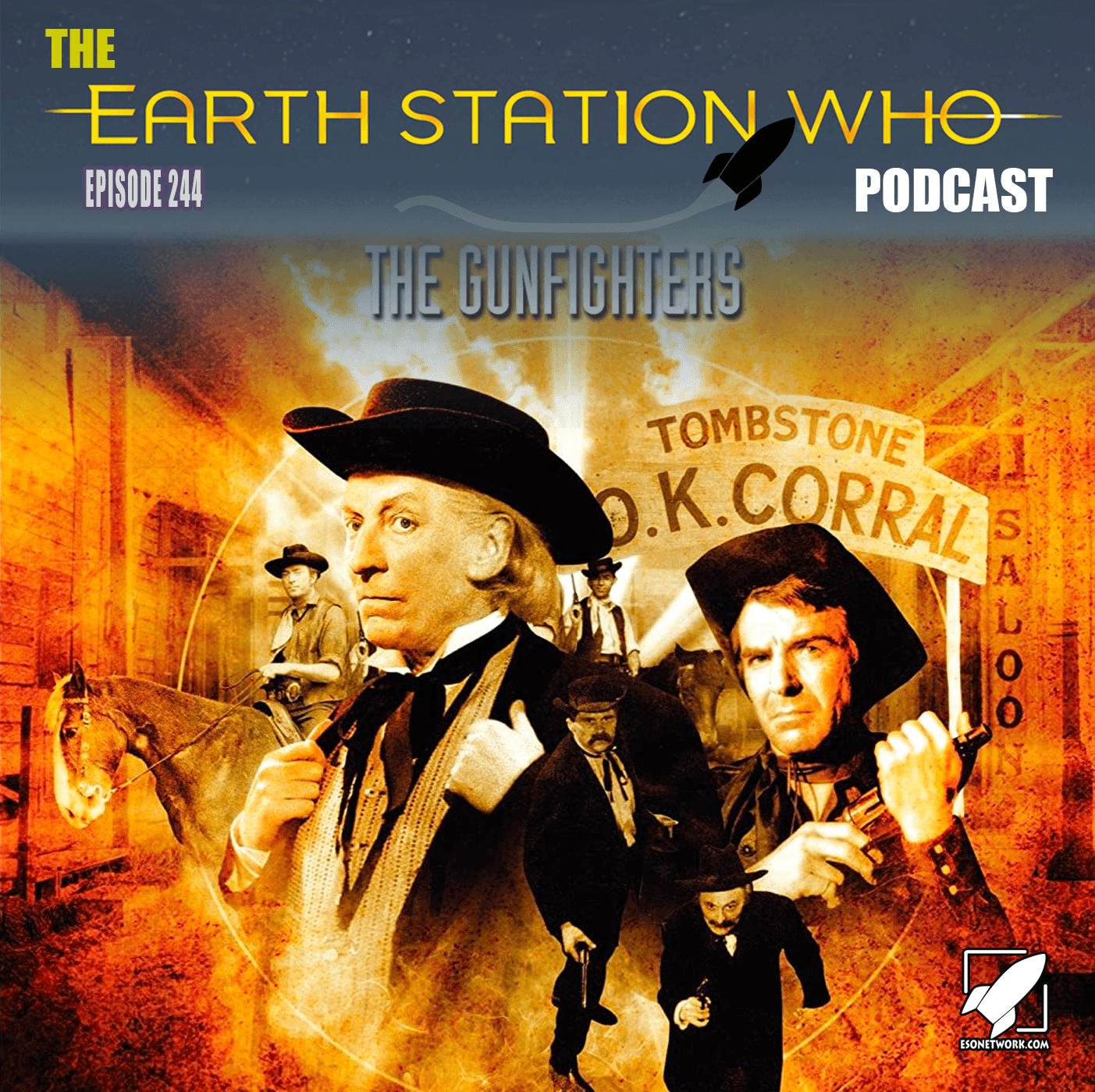 The Earth Station Who Podcast Ep 244