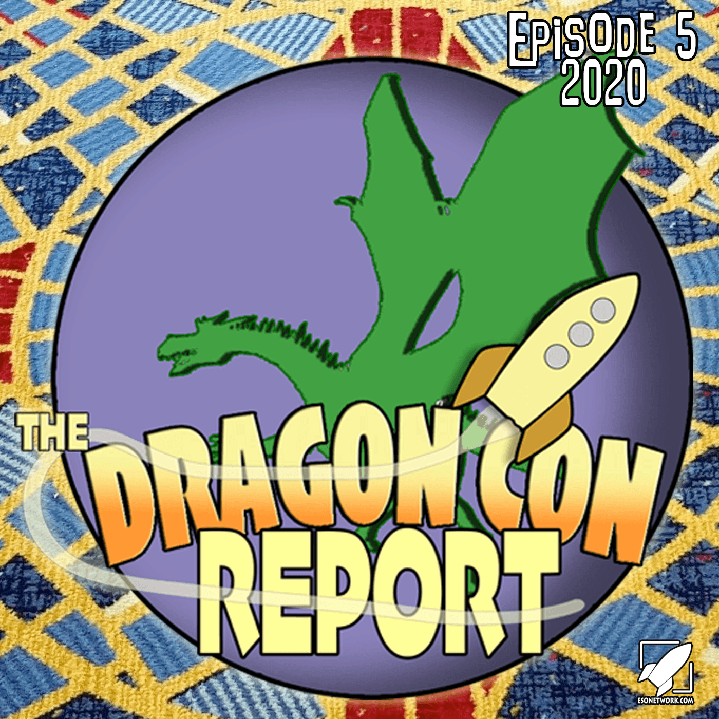 The 2020 Dragon Con Report Episode 5