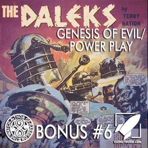 The Daleks Genesis of Evil
