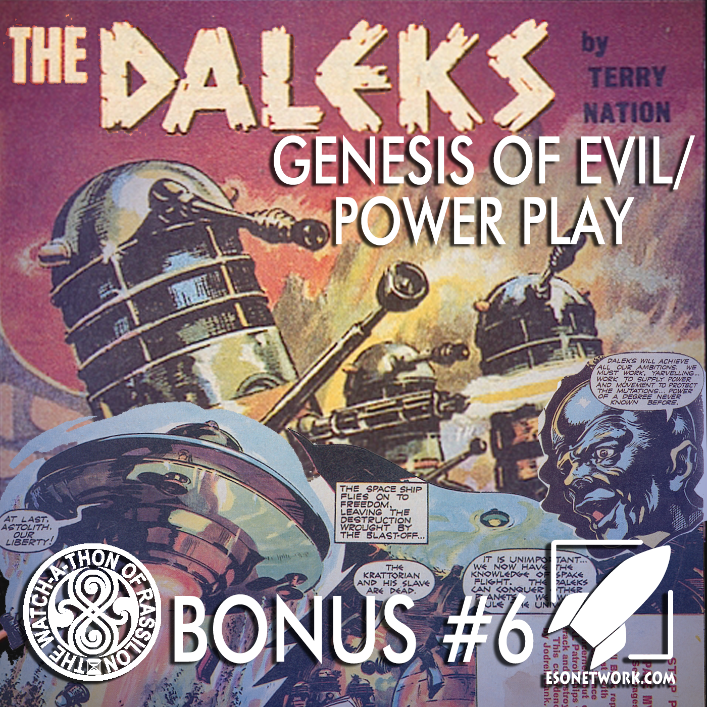 The Daleks Genesis of Evil