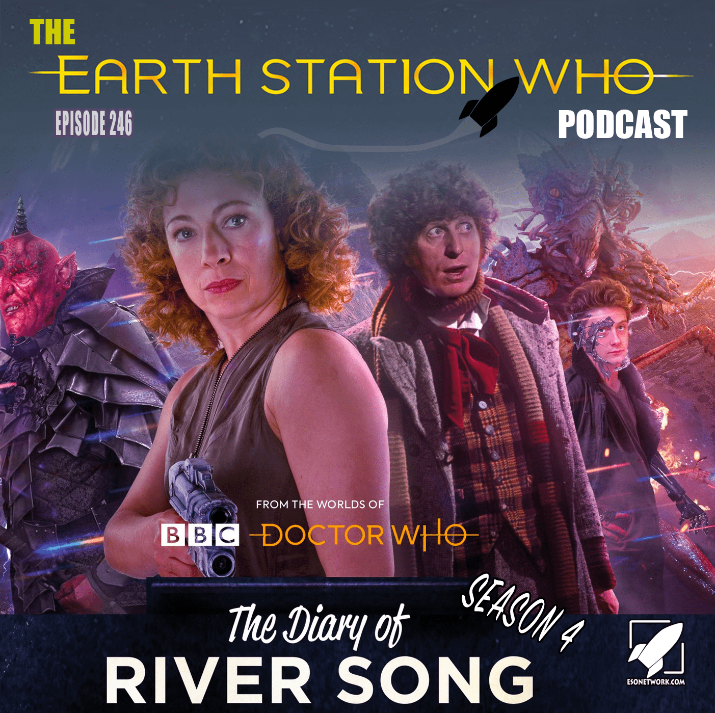 Earth Station Who Ep 246