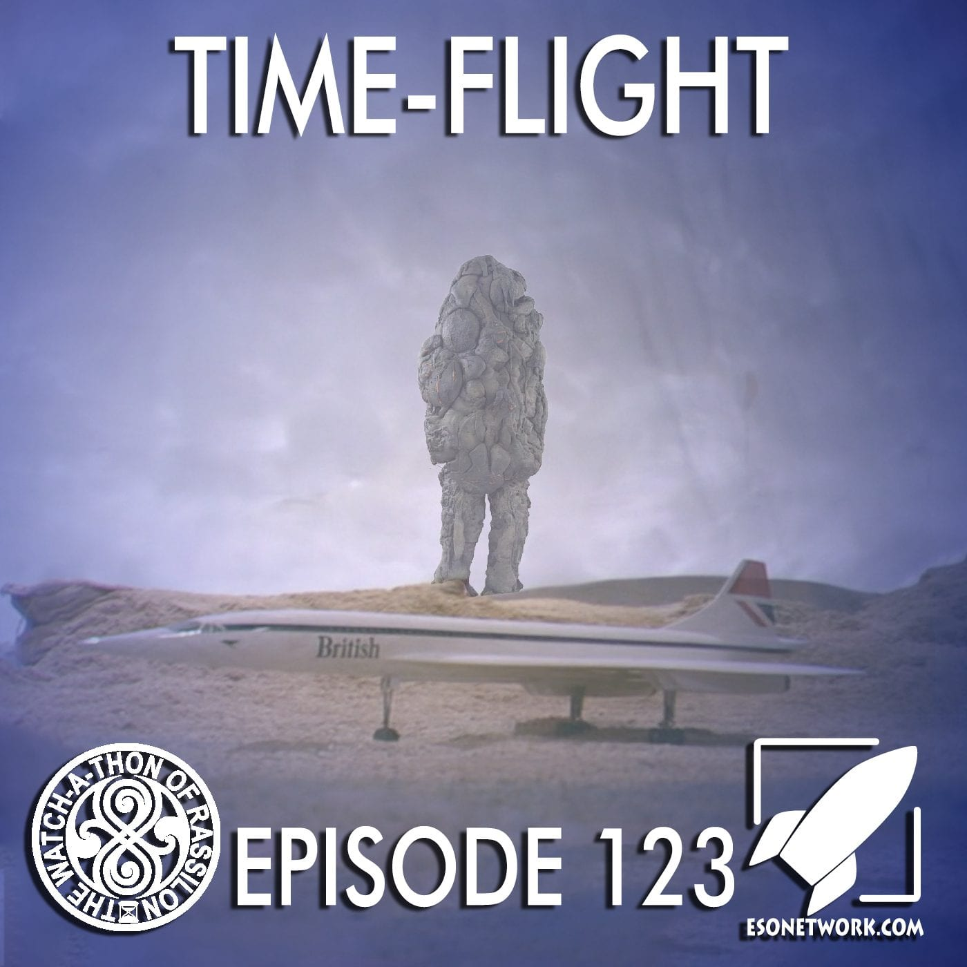 The Watch-A-Thon of Rassilon: Episode 123: Time-Flight
