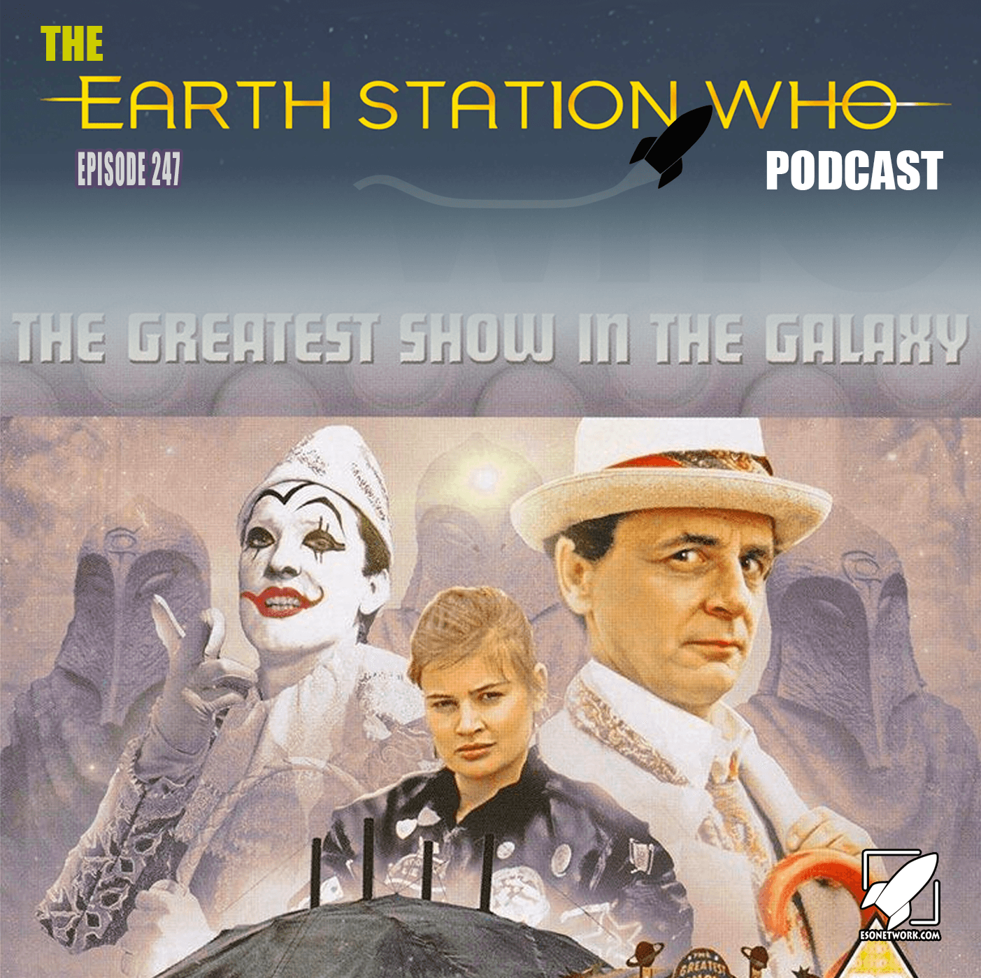 Earth Station Who Ep 247
