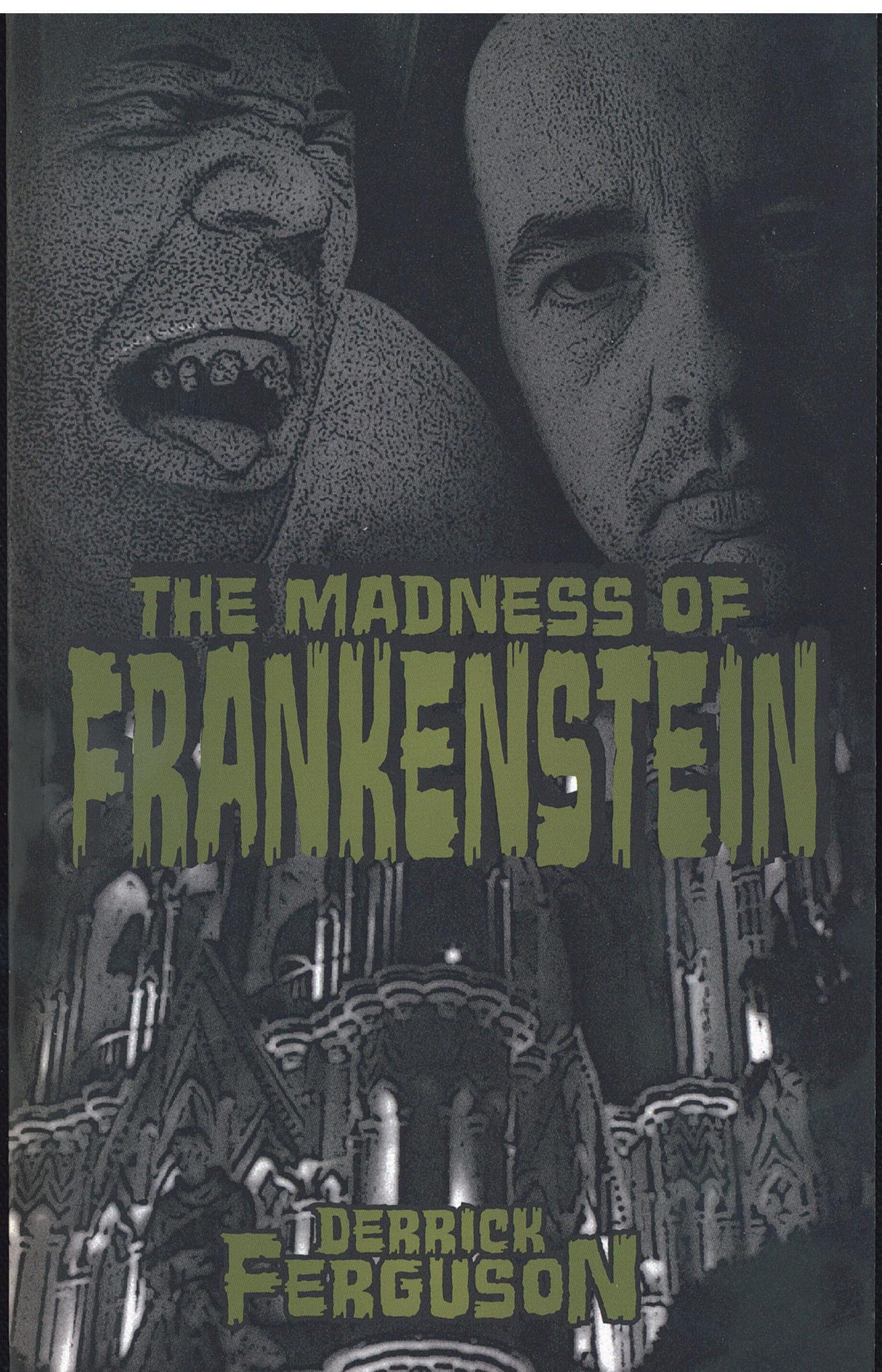 The Madness of Frankenstein Book Review By Ron Fortier