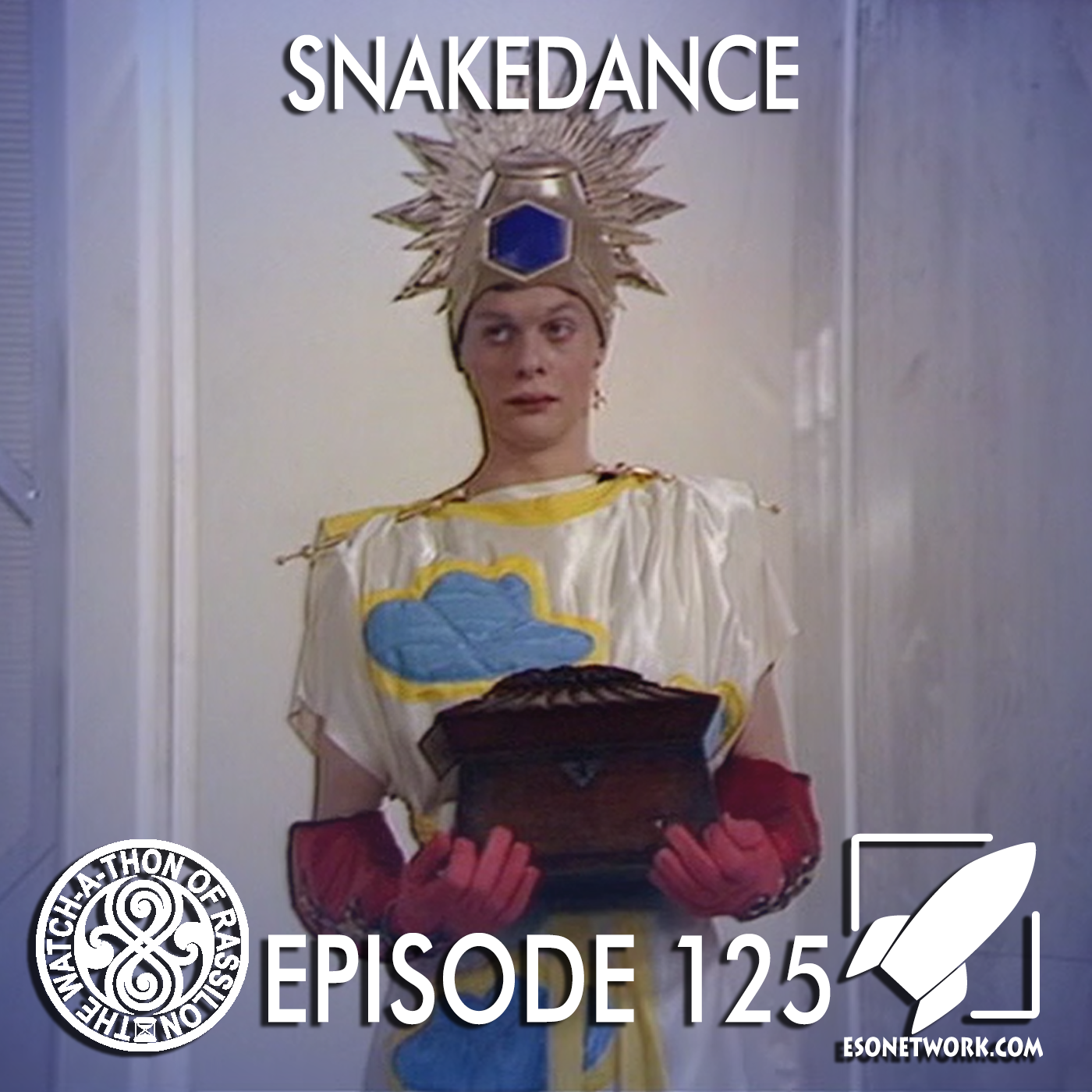 The Watch-A-Thon of Rassilon: Episode 125: Snakedance