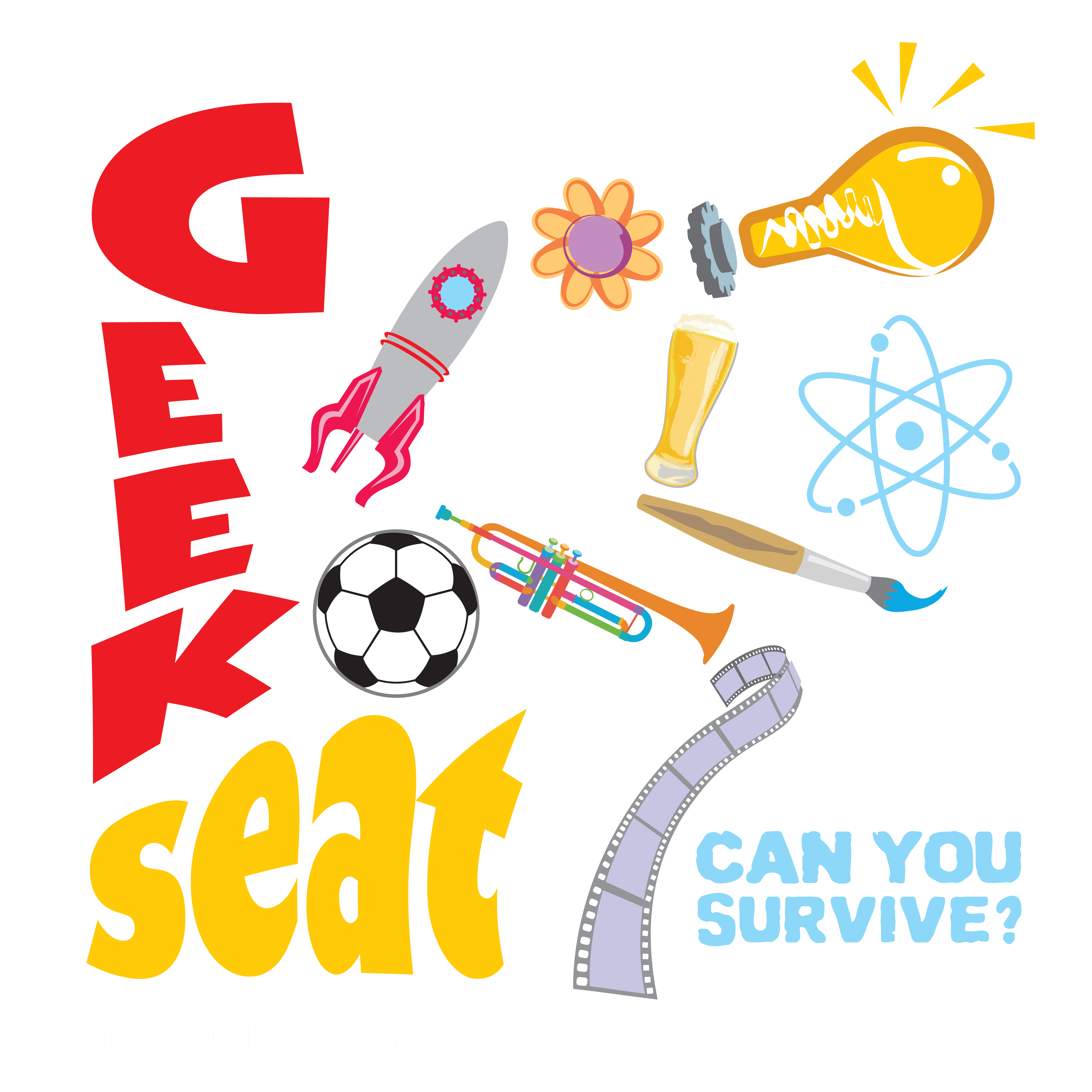 Can You Survive the Geek Seat?