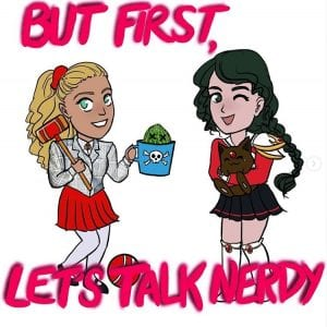 But First Let's Talk Nerdy 19