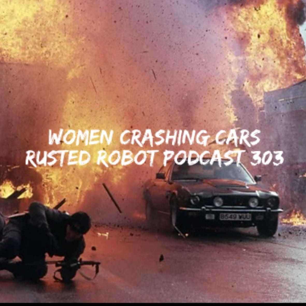 rusted robot podcast