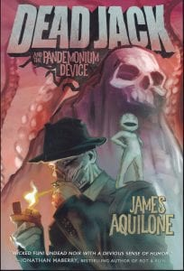 Dead Jack Book Review by Ron Fortier