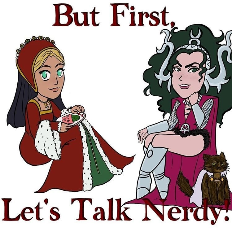 But First Let's Talk Nerdy Episode 20