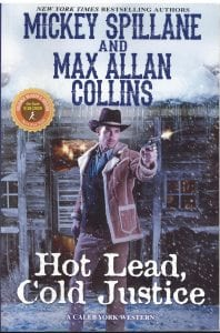 Hot Lead, Cold Justice Book Review