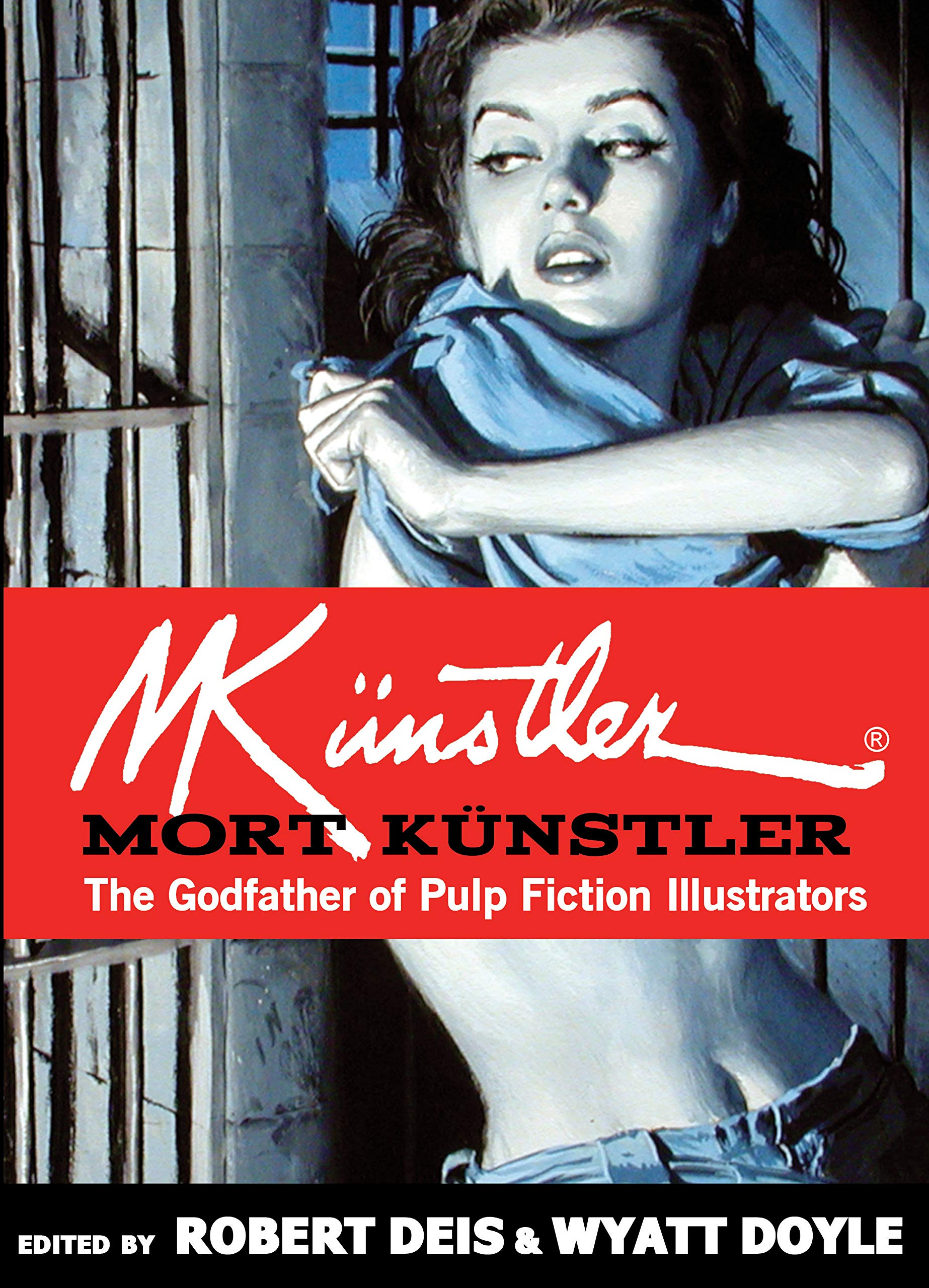Mort Konstler book Review By Ron Fortier