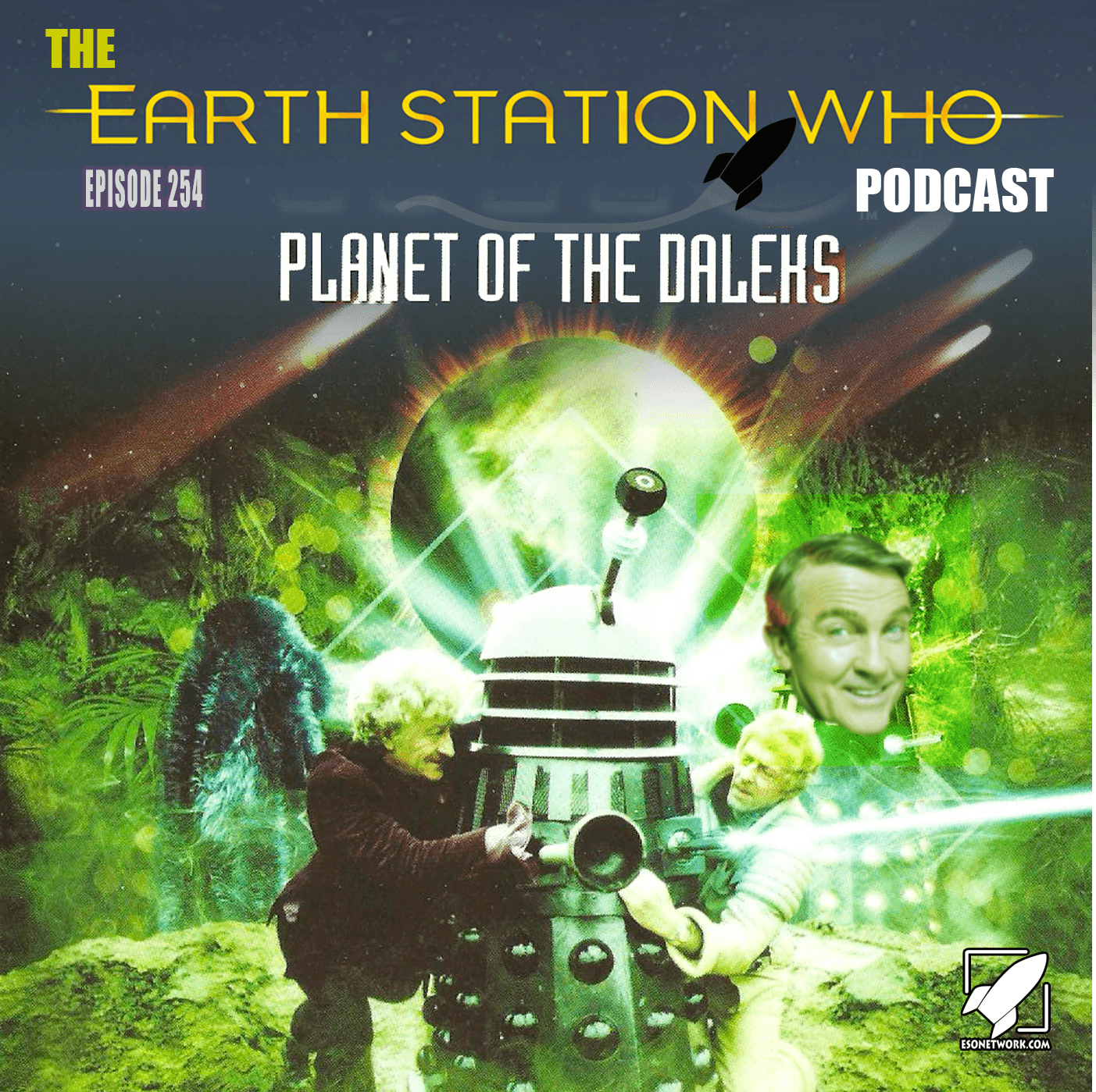 The Earth Station Who Podcast Ep 254