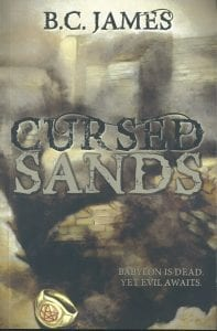 Cursed Sands Book Review By Ron Fortier