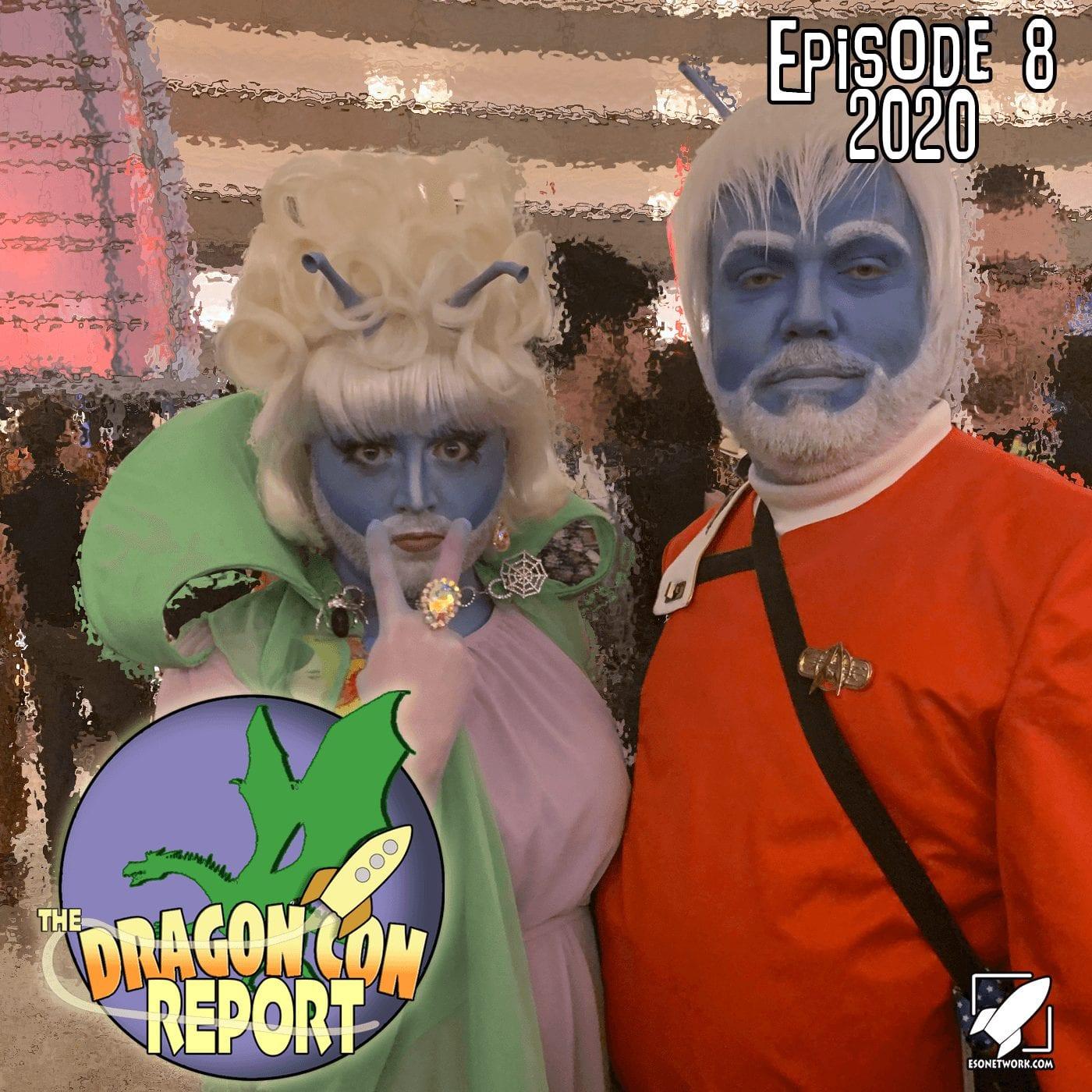 The 2020 Dragon Con Report Ep 8