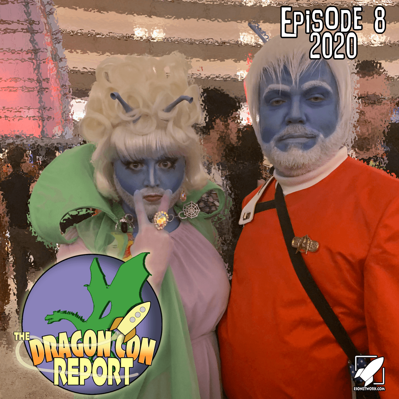 The 2020 Dragon Con Report Ep 8