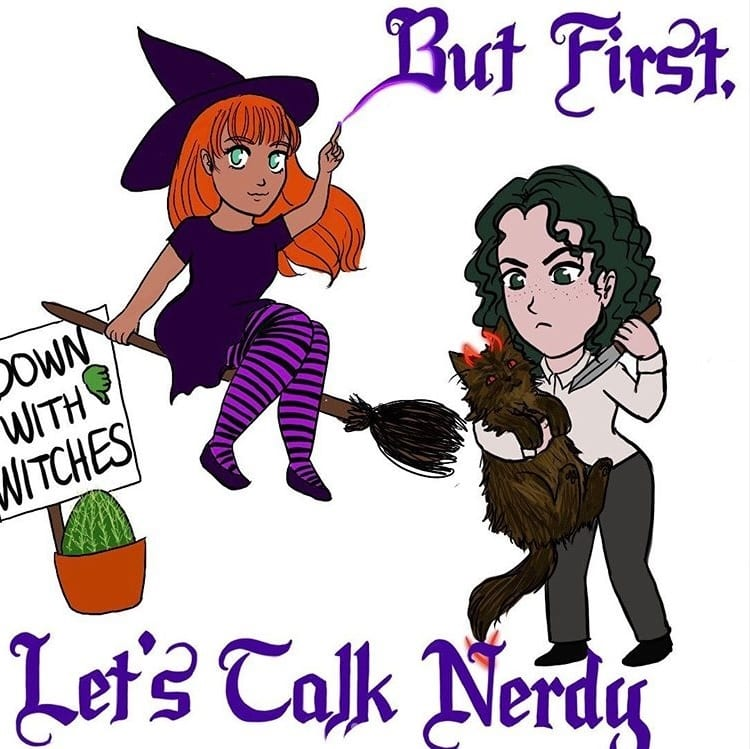 But First Let's Talk Nerdy 26