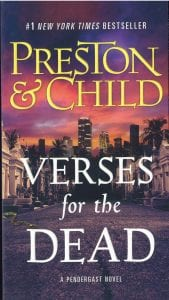 Verses of the Dead Book Review by Ron Fortier