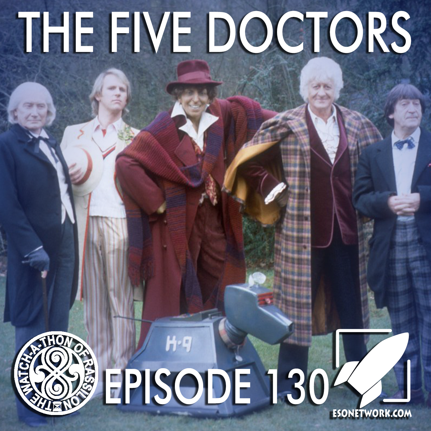 The Watch-A-Thon of Rassilon: Episode 130: The Five Doctors
