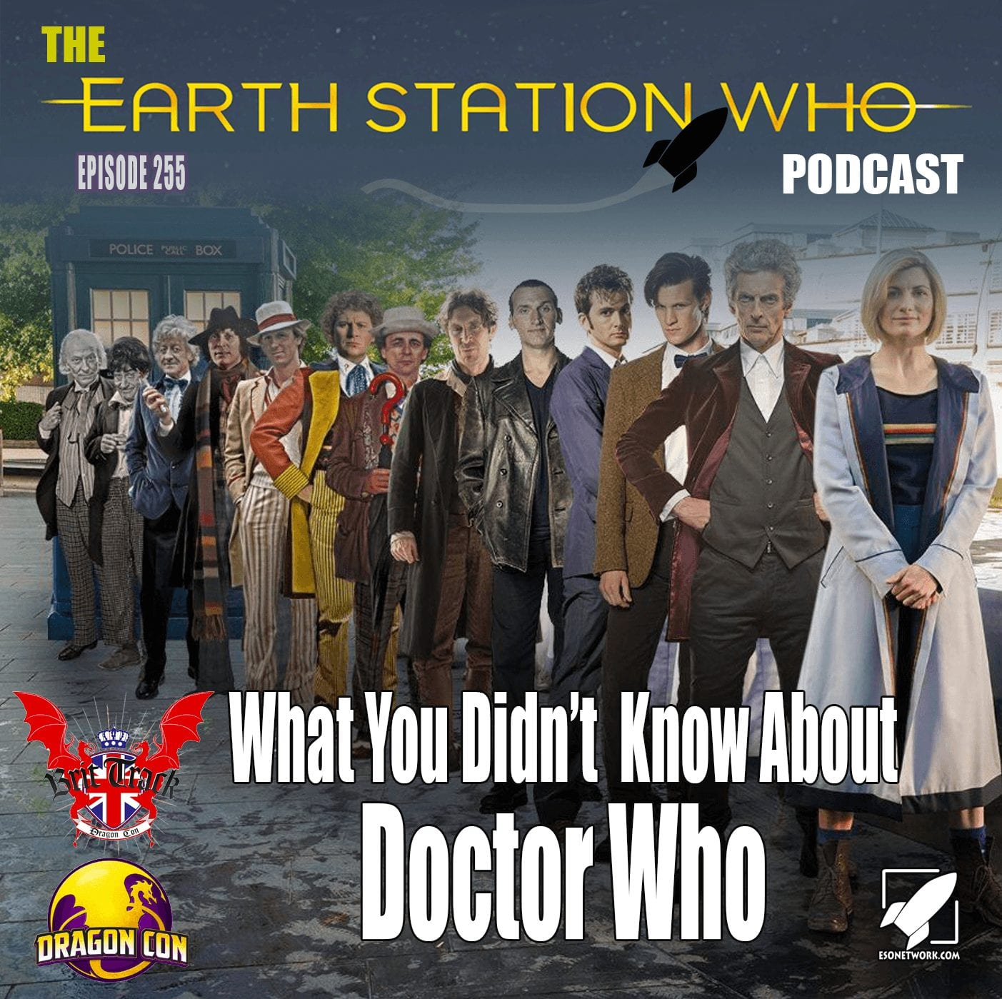 Earth Station Who Ep 255