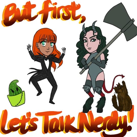 But First Let's Talk Nerdy Episode 29