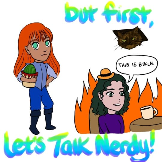 But First Let's Talk Nerdy 31