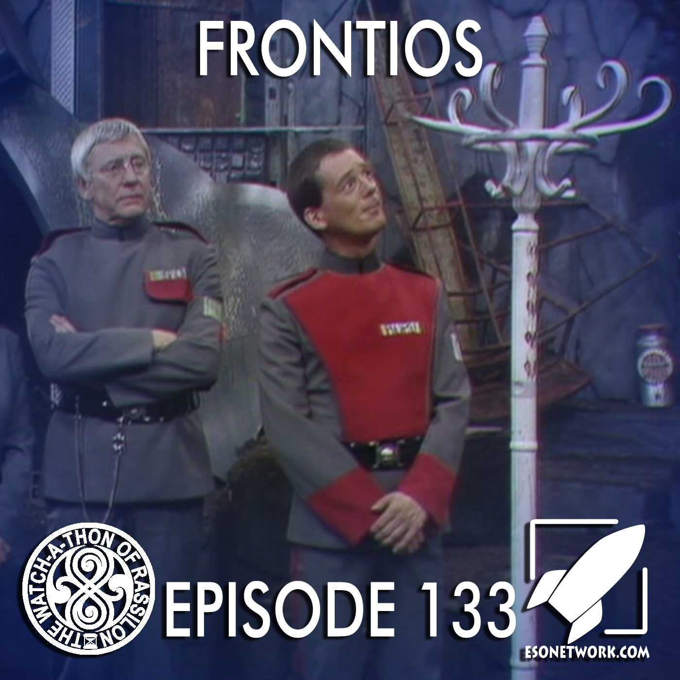 The Watch-A-Thon of Rassilon: Episode 133: Frontios