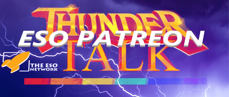 Thunder Talk ESO Patreon Special