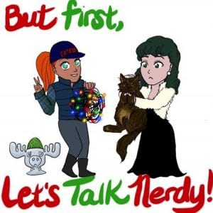 But First Let's Talk Nerdy 35