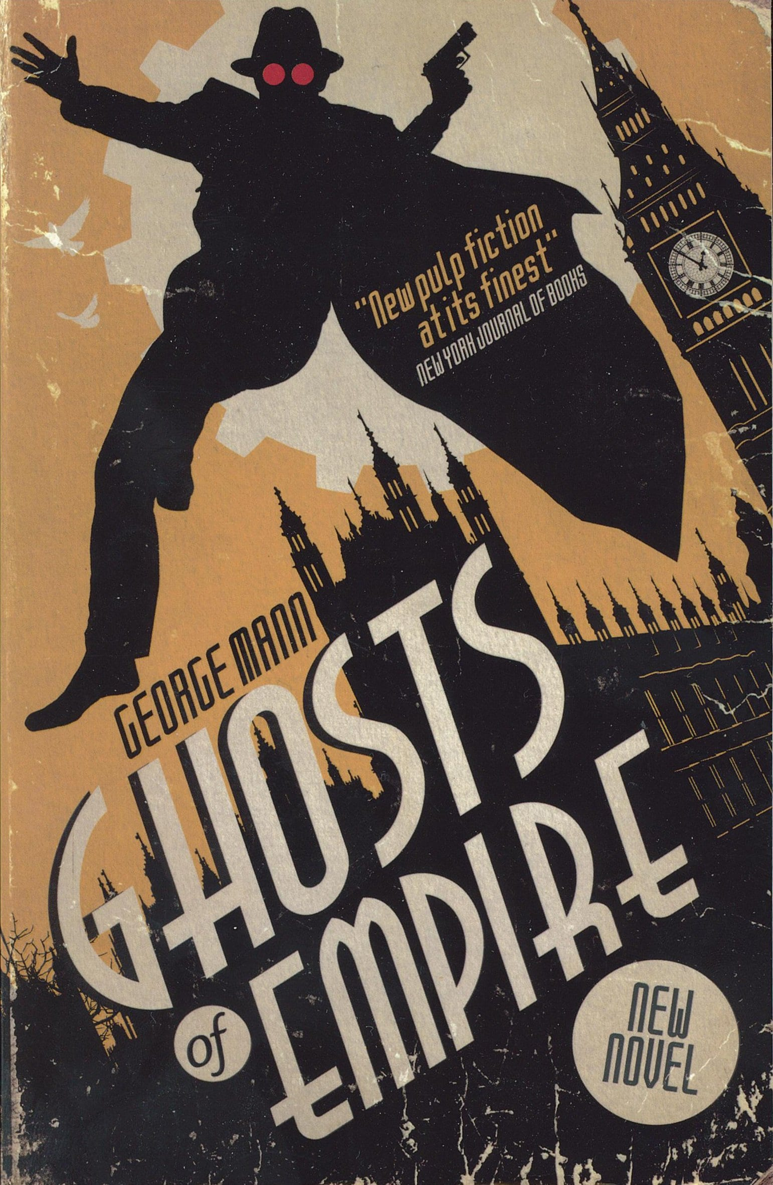 Ghost Empire Book Review By Ron Fortier
