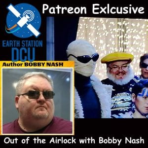 Earth Station DCU Patreon Exclusive - Out of the Airlock