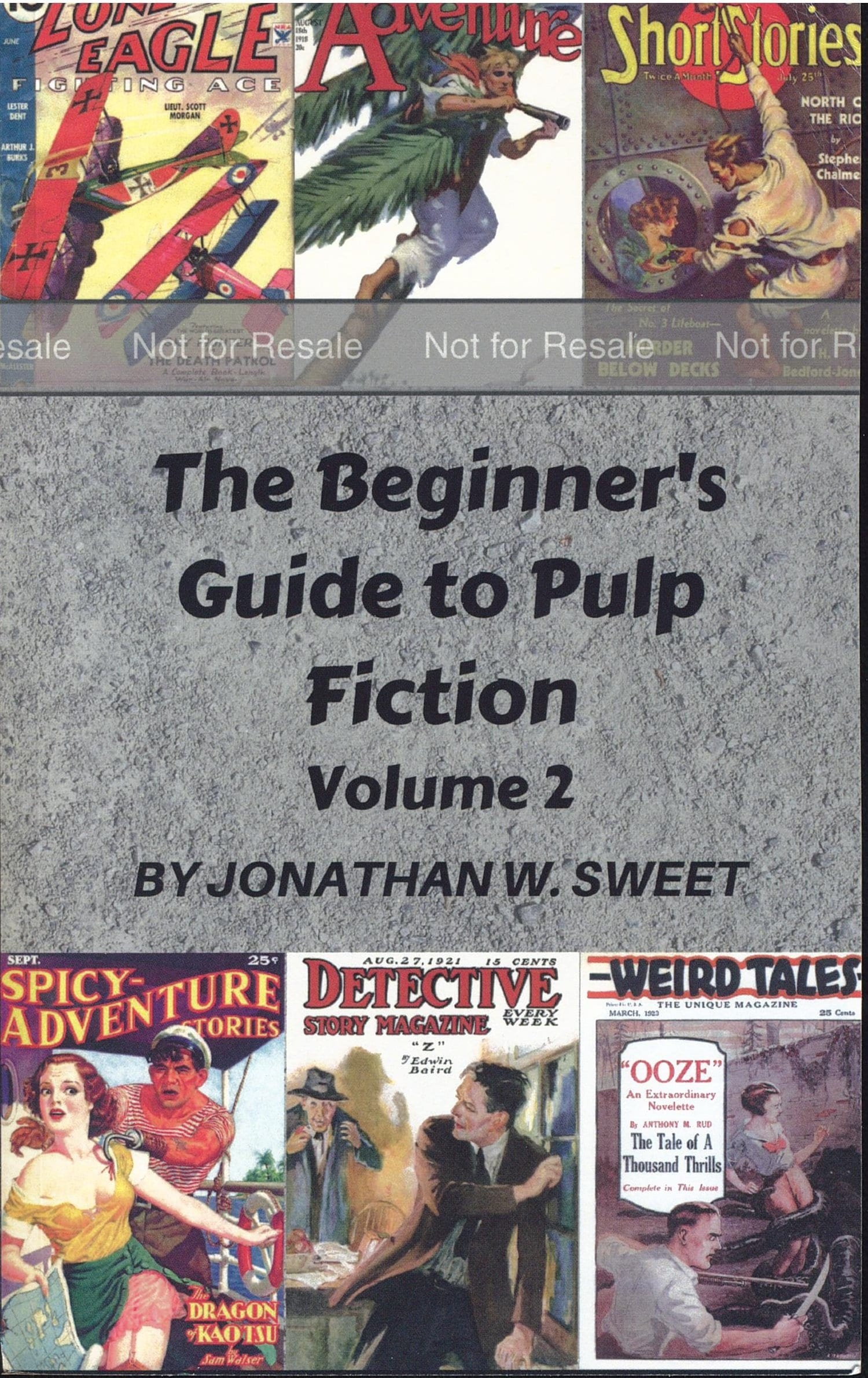 The Beginners Guide To Pulp Fiction Vol 2