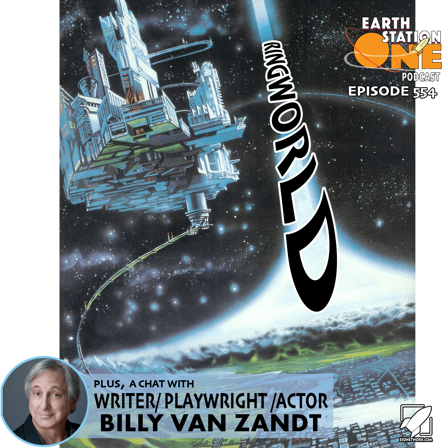 Earth Station One Ep 554