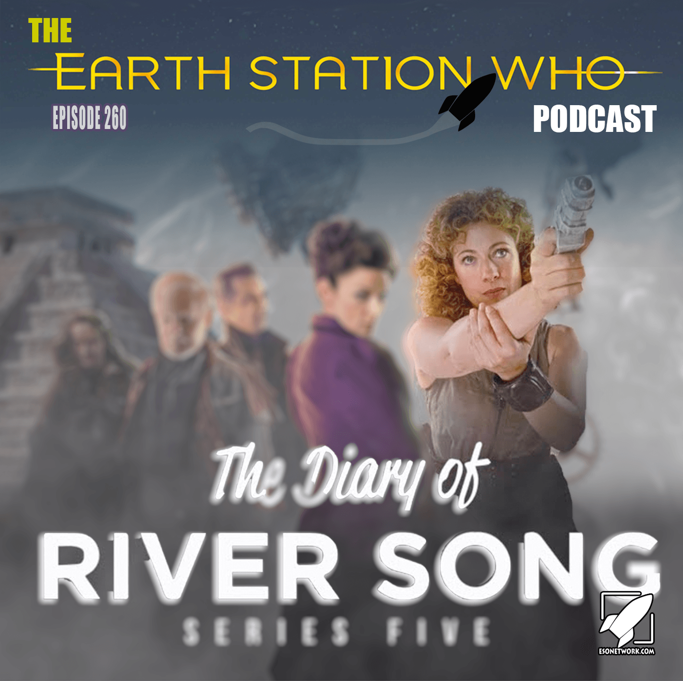 Earth Station Who Ep 260