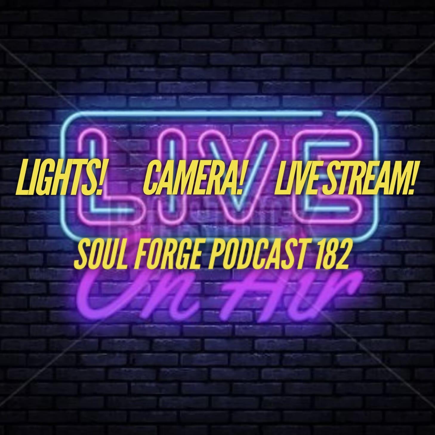 Soul Forge live stream