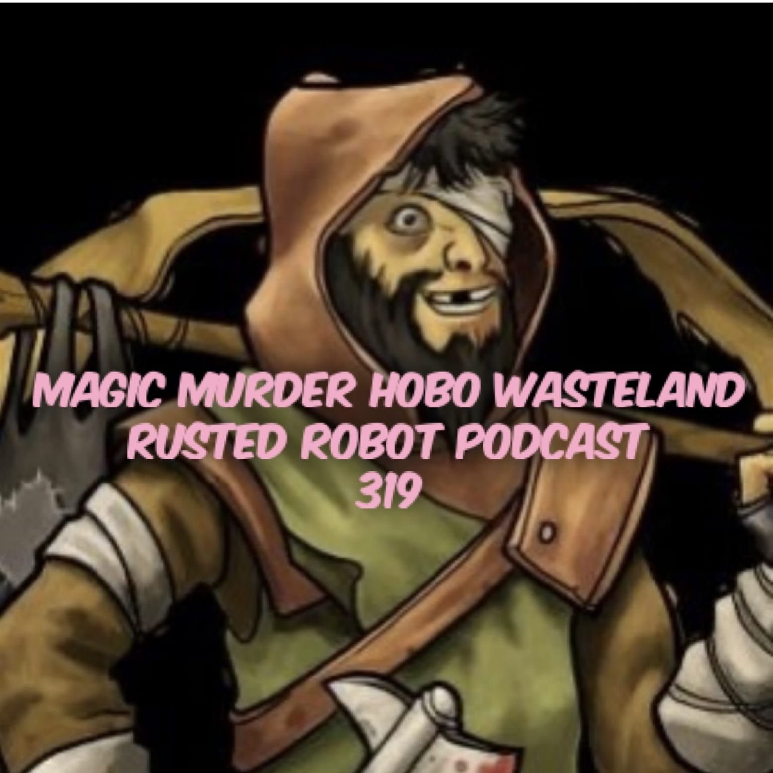 magic murder hobo