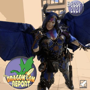 The 2021 Dragon Con Report Episode 1