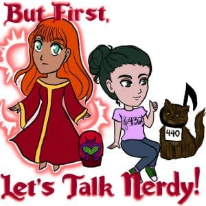 But First Let's Talk Nerdy 39