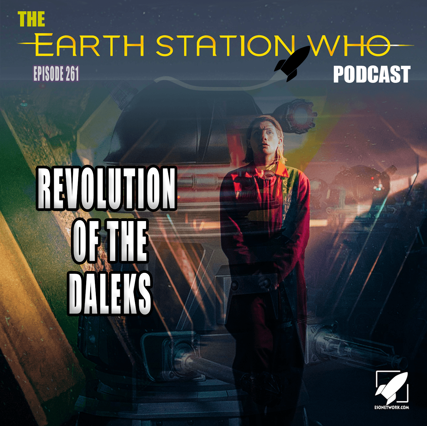 Earth Station Who Ep 261