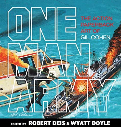 One Man Army Book Review By Ron Fortier