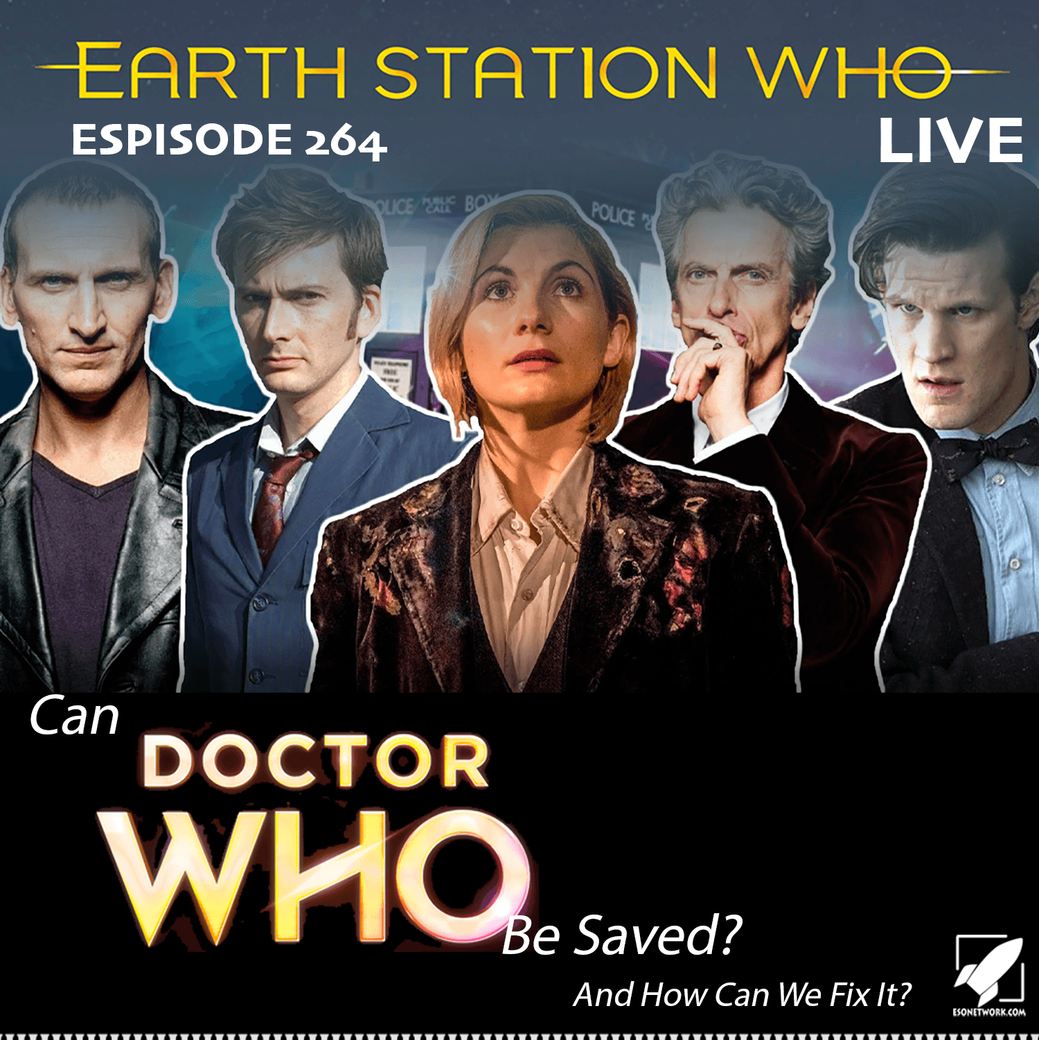 Earth Station Who Ep 264