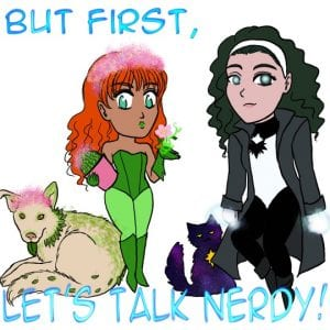 But First Let's Talk Nerdy 44