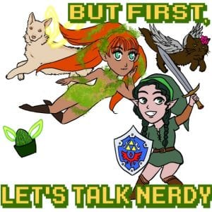 But First Let's Talk Nerdy 46